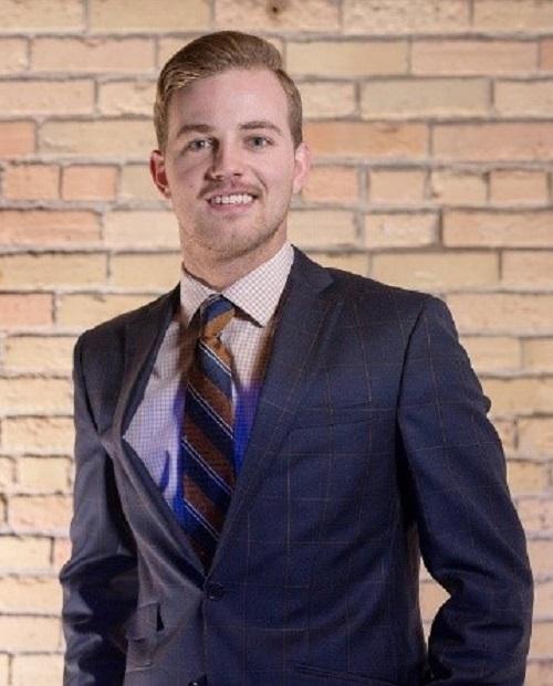 Photo of Luke Kelvington New Business Consultant Minnesota