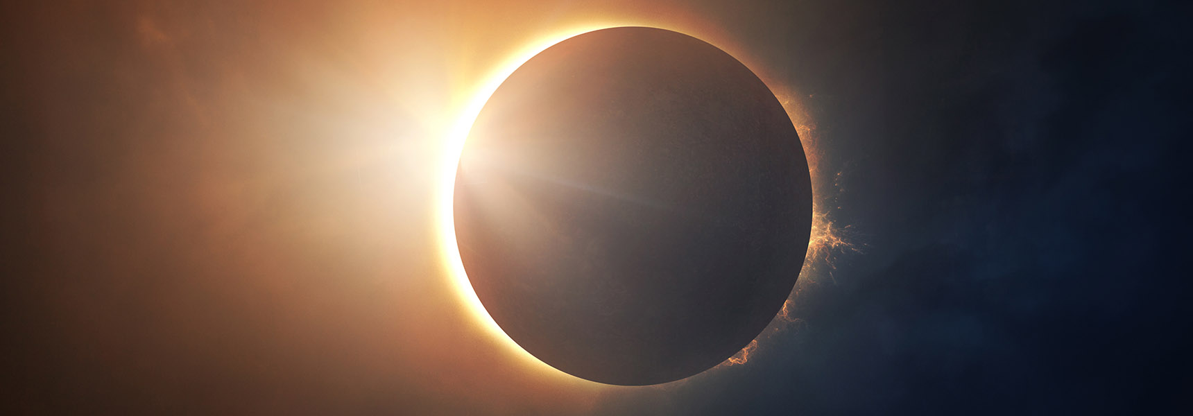 Photo of an eclipse in 2009.