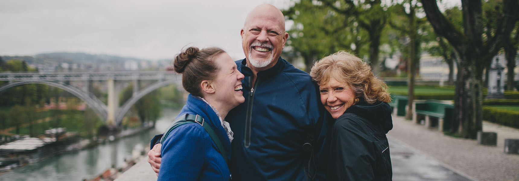 Photo of a family who have determined if a fixed annuity is right for their retirement income plan.