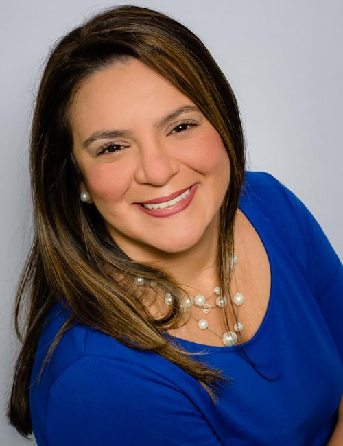 Photo of Dalia Parchmon, Case Design Specialist for the Florida Gulf Coast Business Center