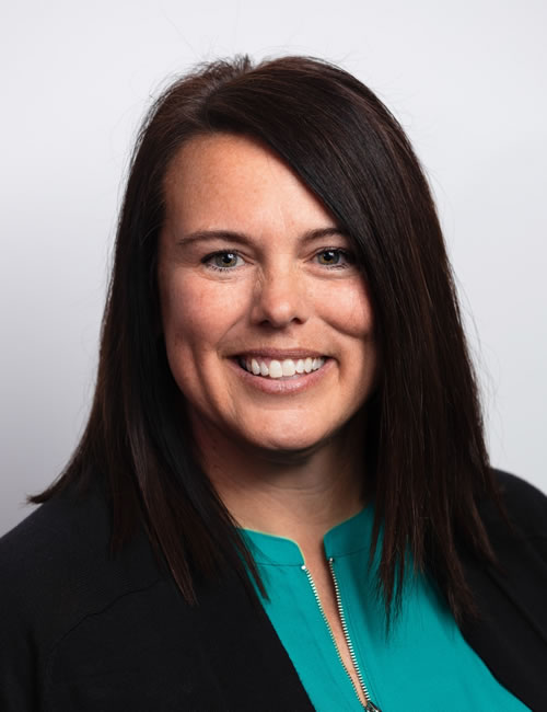Photo of Andrea Garrett, Assistant Director of Field Operations