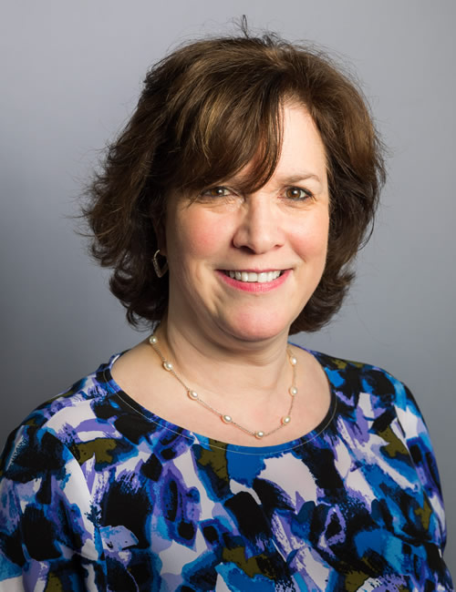 Photo of Andrea Hanlin, Operations Manager for New York Metro Business Center