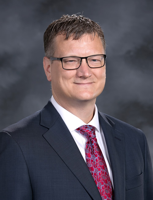 Photo of Brian Brandt, Regional Managing Director for the Eastern Iowa Business Center