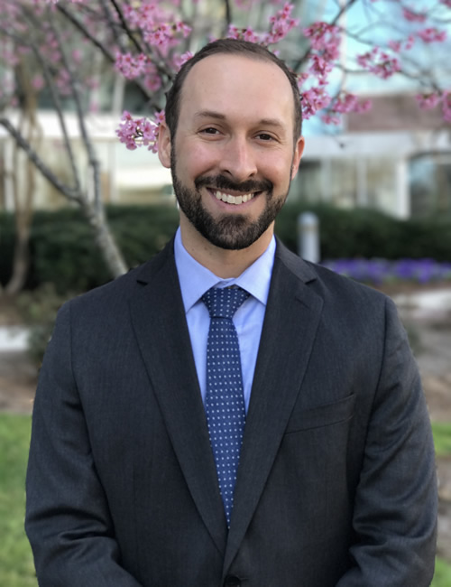 Photo of Craig Miller, Associate Managing Director for the Atlantic Coast Business Center