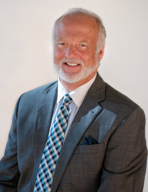 Photo of Gary Heatherington, Managing Director for the Atlantic Coast Business Center