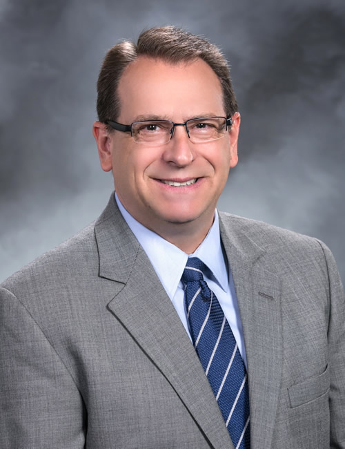 Photo of Jeff Ulferts, Managing Director for the Eastern Iowa Business Center