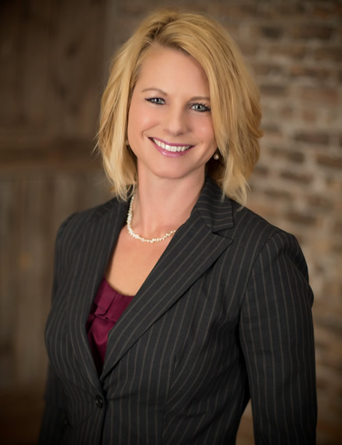 Photo of Jennifer Moston, Associate Managing Director for the Wisconsin Business Center