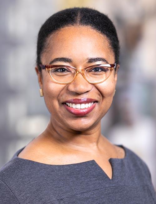 Photo of a Jo Christine Miles.