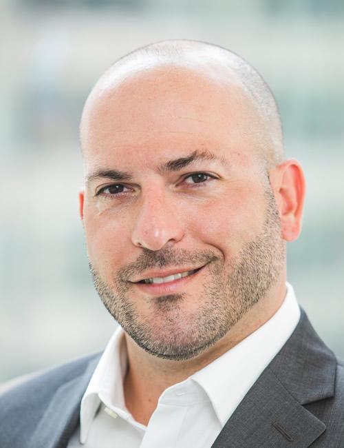 Photo of Joe Principe, Managing Director for the New York Metro Business Center