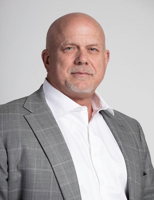 photo of John Ledesma - Regional Managing Director