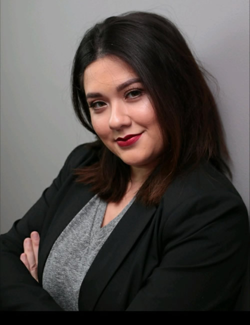 Photo of Liset Vazquez, Operations Manager for the Wisconsin Business Center