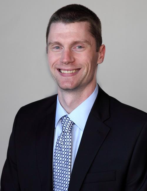 Photo of Luke Ripienski, Field Supervisory Associate for the Minnesota business center