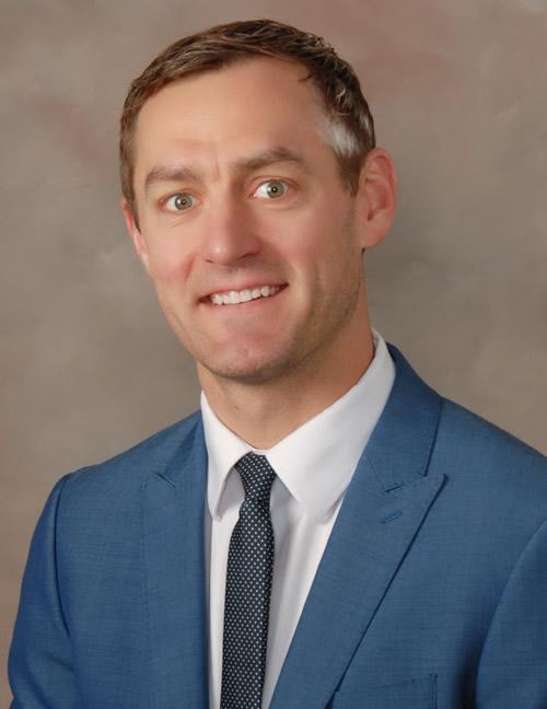 Photo of Matt Stange - Managing Director for the Dakotas Business Center