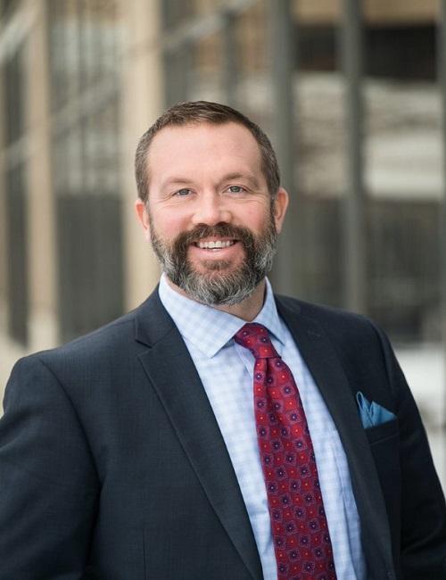 Photo of Minnesota Managing Director Mike Darrington