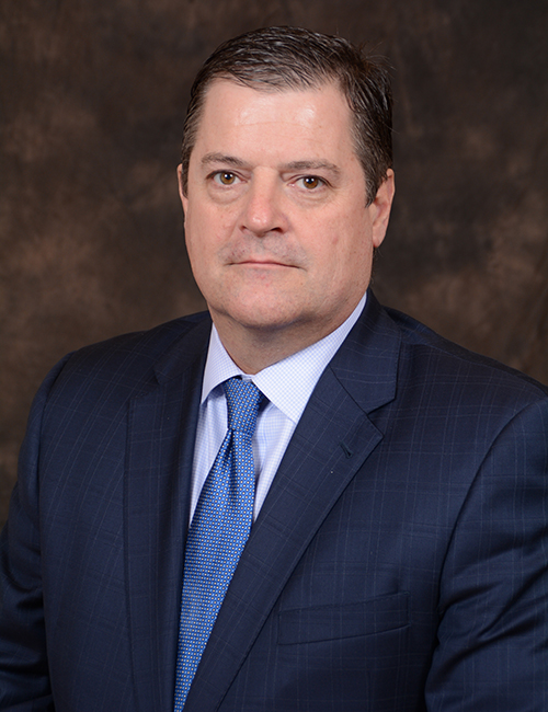 Photo of Neal Cloer, Managing Director for the Houston Business Center