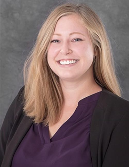 Photo of Sarah Zinnel - Recruiting Support Coordinator