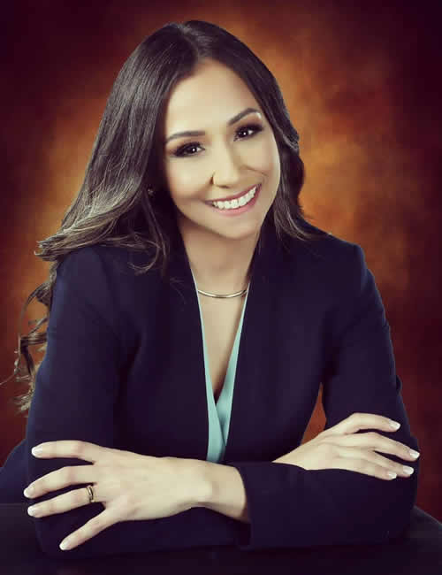 Photo of Tahitta Diaz, Managing Director for the North Texas Business Center