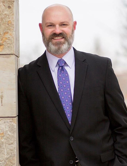 Photo of Tim Gilliam - Case Design Specialist