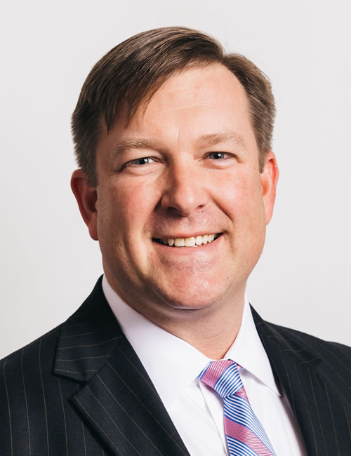 Photo of Todd Schoonover, Regional Managing Director for the Southeast Business Center