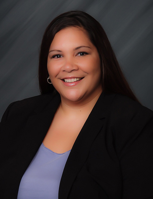 Photo of Tori Thebo, Office Manager for the North Texas Business Center