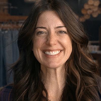 Photo of Rachel Hunter.