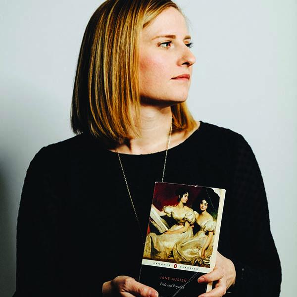 Photo of Sarah Nauman.