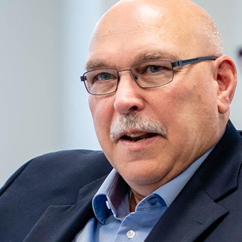 Photo of Mark West.