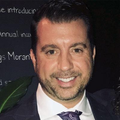 Photo of Michael Cohen.