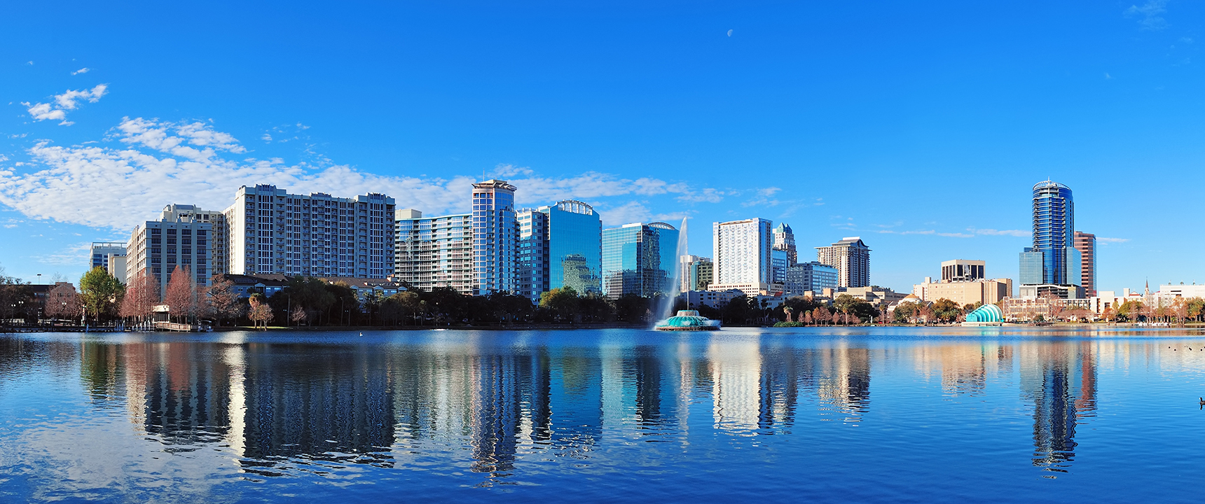 Photo of Orlando Florida where the Central Florida Business Center is located.