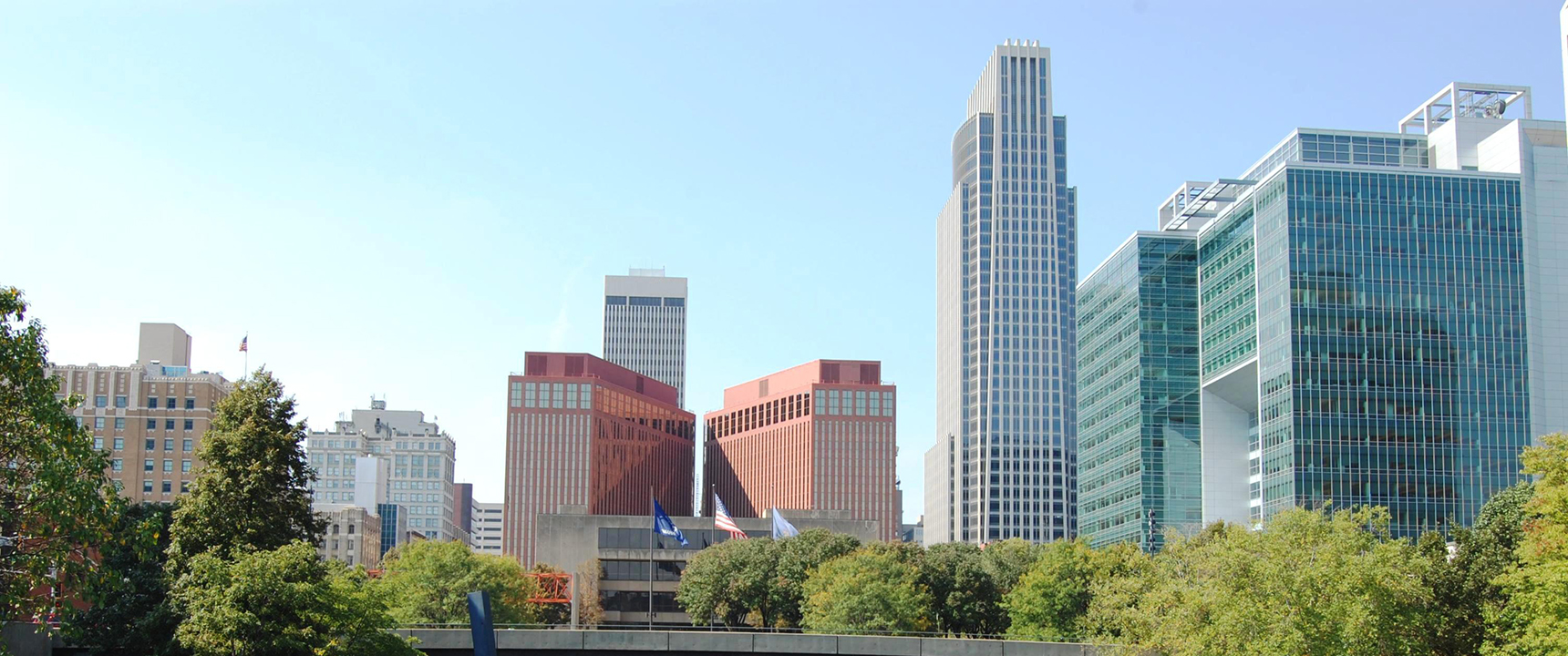 Photo of Omaha, Nebraska where the Great Plains Business Center is located.