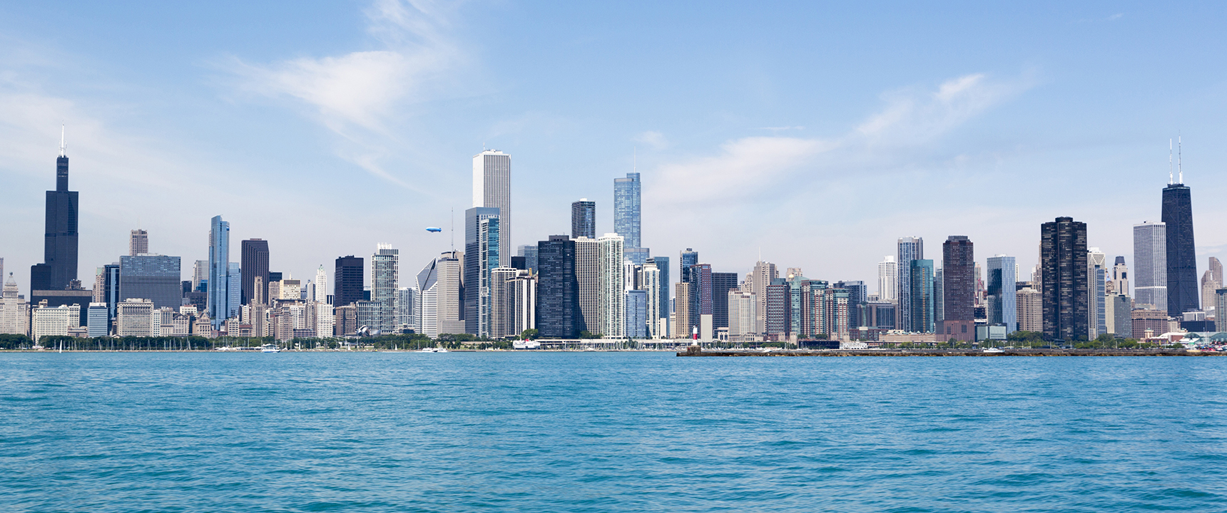 Photo of Chicago, Illinios where the Illiniois Business Center office is located just outside of.
