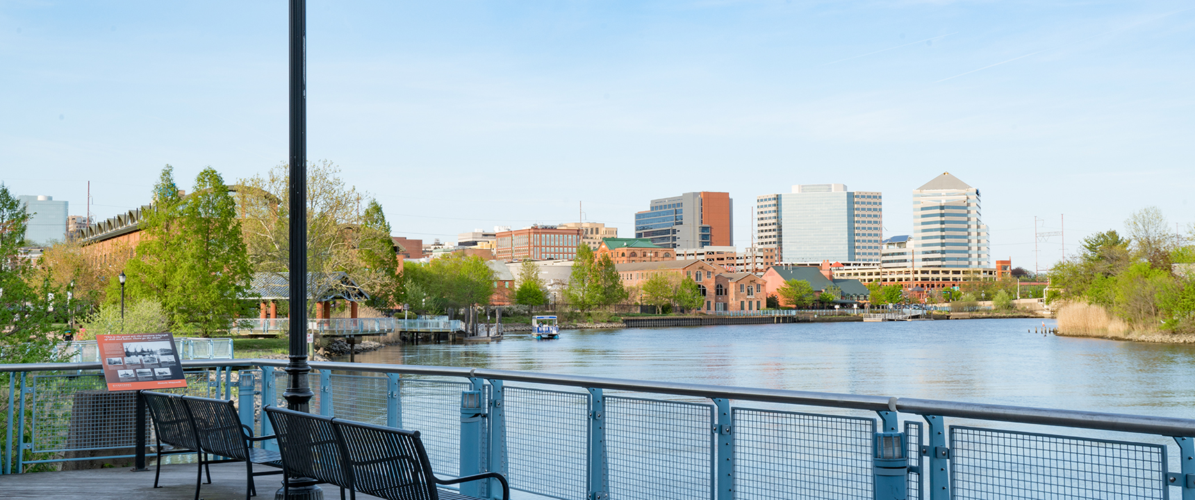 Photo of Wilmington, Deleware where the Mid-Atlantic Business Center is located.