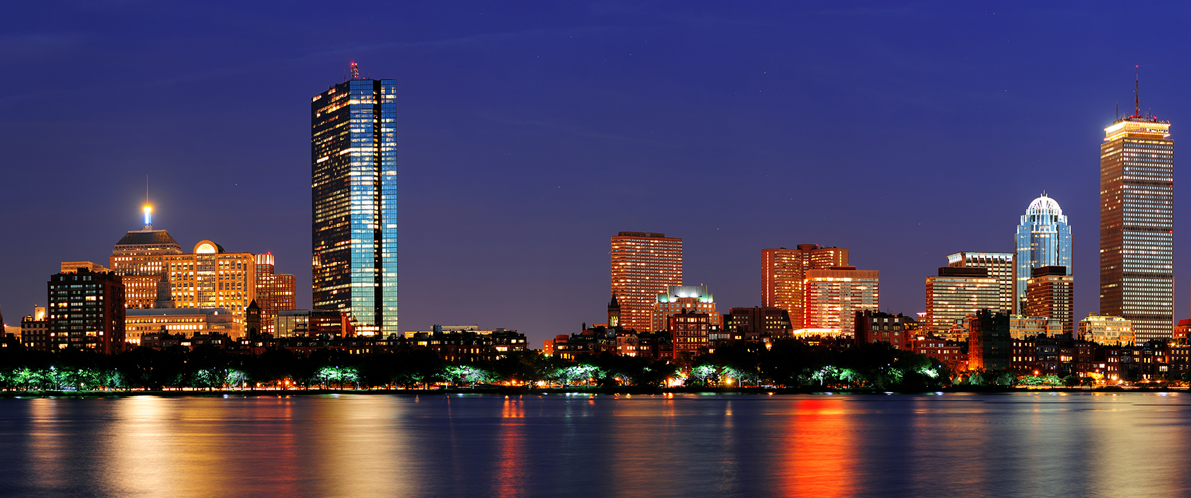 Photo of Boston, Massachusetts where the New England Business Center is located just outside of.