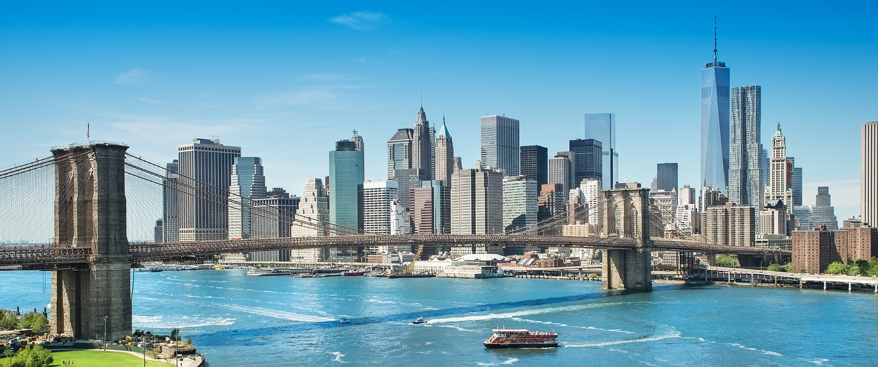 Photo of New York City, which the New York Metro Business Center is located just outside of.