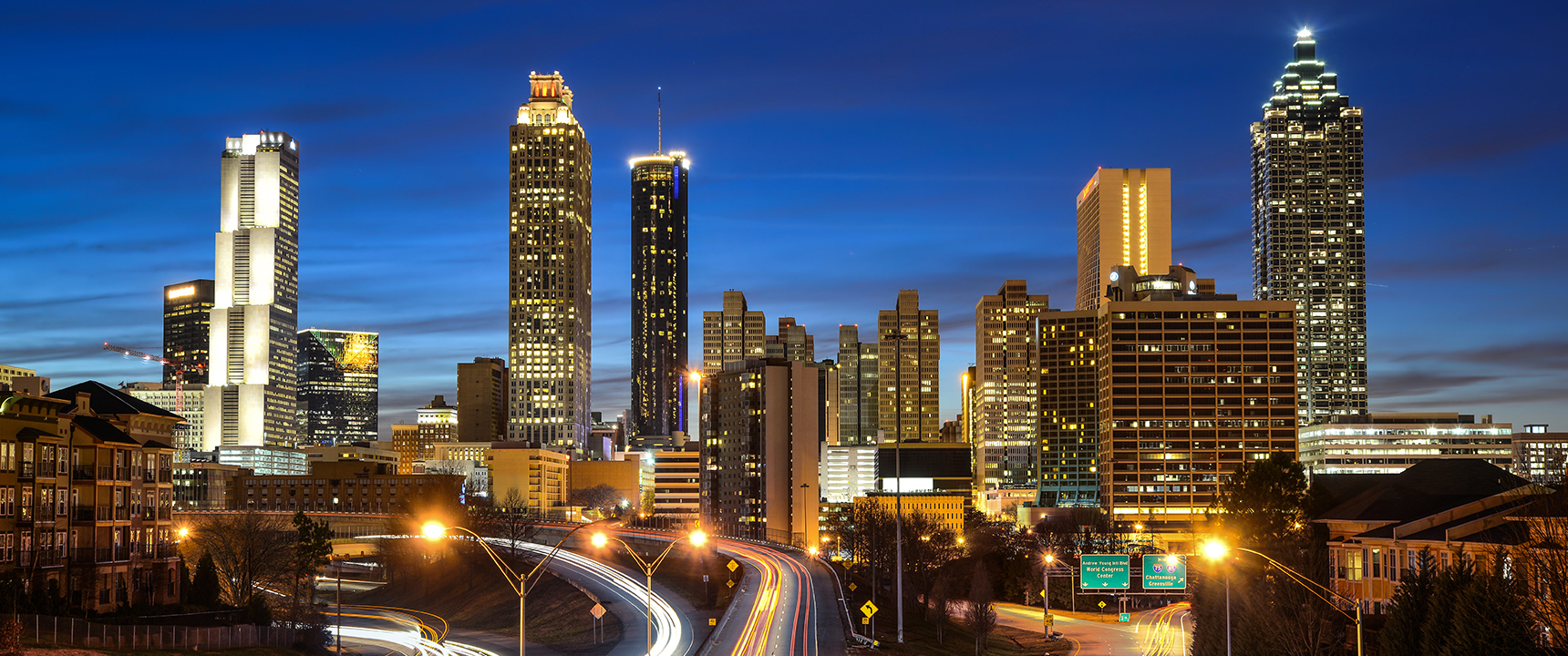 Photo of Atlanta, Georgia where the Southeast Business Center is located.