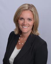 Photo of Allison Johnson, Operations Manager of the Minnesota Business Center.