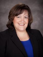 Photo of Amber Jones, Operations Manager of the Northern California Business Center.