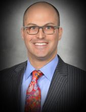 Photo of Andrew Widman, Managing Director of the Kansas City Business Center.