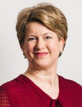 Photo of Angie Dirks, Operations Manager of the Atlantic Coast Business Center.