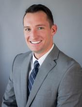 Photo of Benjamin Sauter, Recruiting Director of the Wisconsin Business Center.