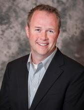 Photo of Brian Levins, Marketing Manager for the Wisconsin Business Center.