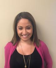 Photo of Christina Michalek, Administrative Assistant at the Illinois Business Center.