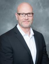 Photo of Dan Buehrle, Regional Managing Director of the Wisconsin Business Center.