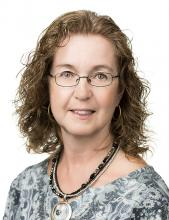 Photo of Dawn Williams, Administrative Assistant of the Florida Gulf Coast Business Center.