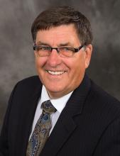 Photo of Fred Nybert, Managing Director of the Northwest Business Center.