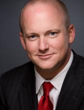 Photo of Gavin Chambers, Managing Director of the Northwest Business Center.