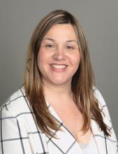 Photo of Gina Rogala, Marketing Associate at the Illinois Business Center.