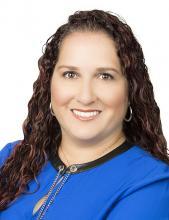Photo of Joelisa Sherman, Regional Marketing Consultant of the Florida Gulf Coast Business Center.
