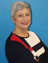 Photo of Joleen Erickson, Sr. Marketing Coordinator of the New England Business Center.
