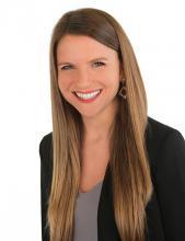 Photo of Kate Dadamo, Senior Marketing Corrdinator for the Florida Gulf Coast Business Center.